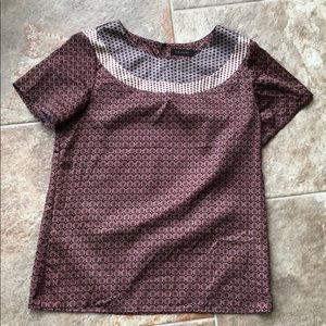 Ladies Size Small Limited brand 100% polyester top